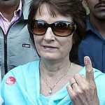 Omar Abdullah mother Molly
