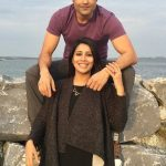 Rajeev Khandelwal with his wife Manjiri Kamtikar
