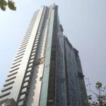 Rohit Sharma flat in Ahuja Towers, Mumbai