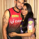 Sheldon Jackson with his wife