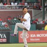 Shinsuke Nakamura baseball