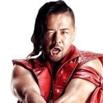 Shinsuke Nakamura (WWE) Height, Weight, Age, Wife, Biography & More