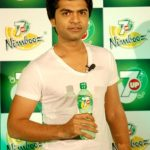 silambarasan-the-brand-ambassador-of-7-up-soft-drink