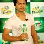 silambarasan-the-brand-ambassador-of-7-up-soft-drink