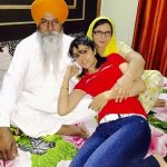Sukhdeep Grewal parents