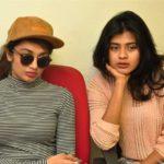 Tejaswi Madivada and Hebah Patel