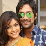 Varun Sandesh with his wife Vithika Sheru