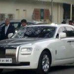 Vijay Mallya Rolls Royce