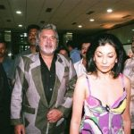 Laila Mallya foster father Vijay Mallya and mother Rekha Mallya