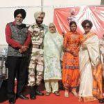 Vikramjeet Singh Family