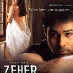Zeher film poster