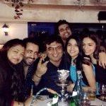 Aasheema Vardhan Family