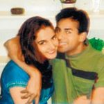 Abu Salem with his Ex-girlfriend Monica Bedi