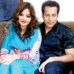Abu Salem with his Ex-wife Samira Jumani