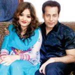 Abu Salem with his Ex-wife Samira Jumani