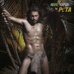 Akhil Kapur endorsing PETA