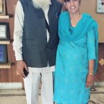 Aman Dhaliwal parents