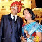 Anirudh Dave's parents