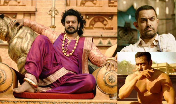 Bahubali beats Dangal and Sultan