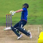Ben Stokes obstructing the field