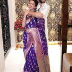 Bhagyashree with her son Abhimanyu Dassani