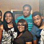 Chris Blue Family