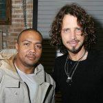 Chris Cornell and Timbaland