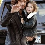 Chris Cornell with daughter Toni