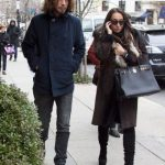 Chris Cornell with his wife Vicky Karayiannis