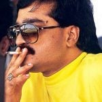 Dawood Ibrahim Smoking