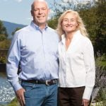 Greg and Susan Gianforte