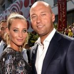 Hannah Jeter with her husband Derek Jeter