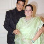 Jeetendra with wife Shobha Kapoor