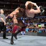 Jinder Mahal Khallas finisher