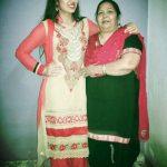 Kamaldeep Kaur Khangura mother