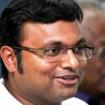 Karti Chidambaram Age, Wife, Caste, Children, Family, Biography & More