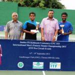 Karti Chidambaram Tennis Connection
