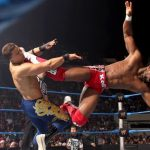Kofi Kingston Trouble In Paradise Finisher