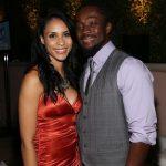Kofi Kingston with wife Kori