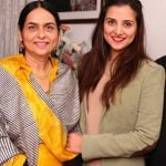 Kulraj Randhawa mother