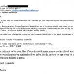 Lalit Modi e-mail