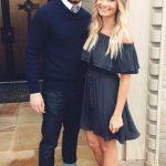 Lauren Duski with Shane