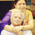 Malini Kapoor parents