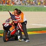 Nicky Hayden 2006 MotoGP champion