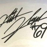 Nicky Hayden signature