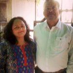 Pankhuri Awasthy parents