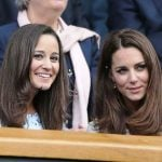 Kate Middleton With Her Sister Pippa Middleton