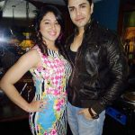 Piyush Sahdev with his Ex-wife Akangsha Rawat
