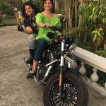 Pooja Batra Harley Davidson