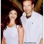 Pooja Batra with her Norwegian boyfriend